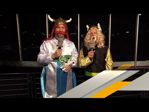 Asterix und Obelix machen euch heiß! - Trailer | Eishockey WM 2017 auf SPORT1
