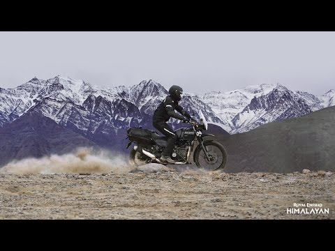 Royal Enfield Himalayan Review || In-Detail Ride, Top Speed and Testing: CredR