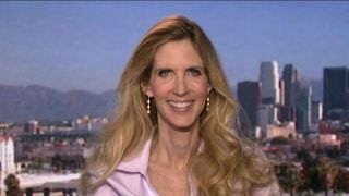 Ann Coulter's take on Syria, Trump's foreign policy