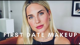 FIRST DATE MAKEUP TUTORIAL || STYLE LOBSTER