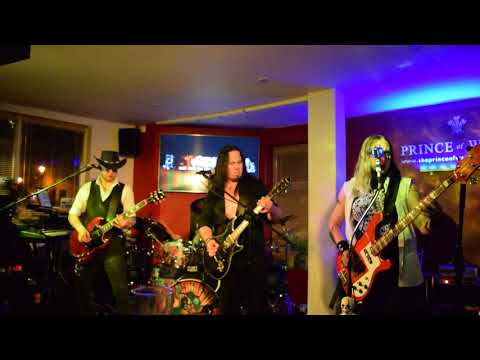 FyreSky - Red Velvet Rope - Live At The Prince of Wales - Sudbury