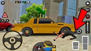 HQ Taxi Driving 3D Taxi Game #8 - Android gameplay #taxigames