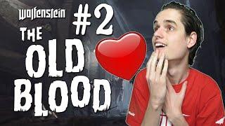 RONDVAART IN DE LIEFDESTUNNEL! - Wolfenstein The Old Blood #2