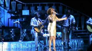 7/12 Intense = I Love The Lord: Whitney Houston Gospel time Concert Belgium May 2010