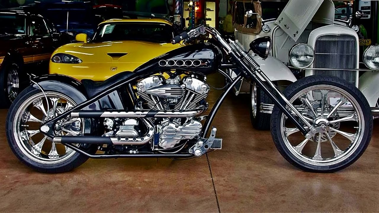 2007 custom 120 hp pro street motorcycle by st louis chopper works youtube
