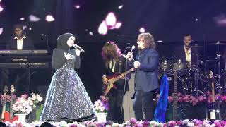 Awie & Erra Duet Lagu JANGAN PISAHKAN. Sebuah Lagu Nostalgia & Ada Maksud Tersendiri