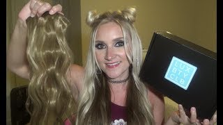 Lux Beauty Club Hair Extensions Review | LadyLuckTutorials