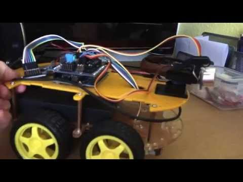 Build Yourself a Cheap DIY Arduino Robot Car Project Kit from Aliexpress – Review & Unboxing