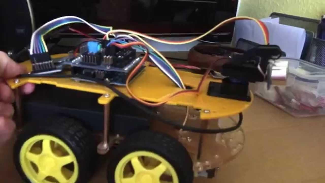 Build yourself a cheap diy arduino robot car project kit from build yourself a cheap diy arduino robot car project kit from aliexpress review unboxing youtube solutioingenieria Gallery