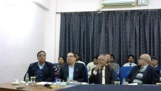 PhD Viva Voce of Mr. Sumeet Gupta at ICFAI University Jharkhand