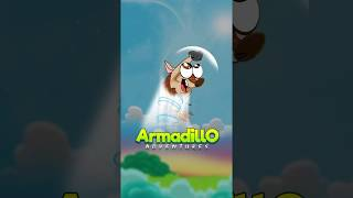 Armadillo Adventure - Brick Breaker