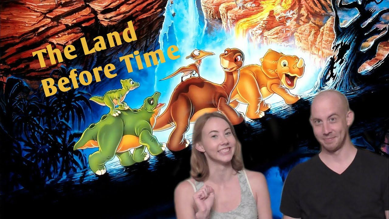 Let S Explain The Land Before Time Youtube