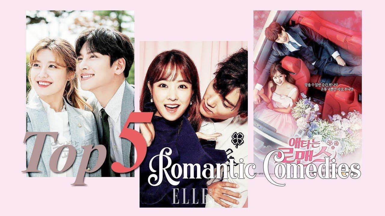 Top 5 romantic comedy Korean dramas to binge watch this summer (2018)