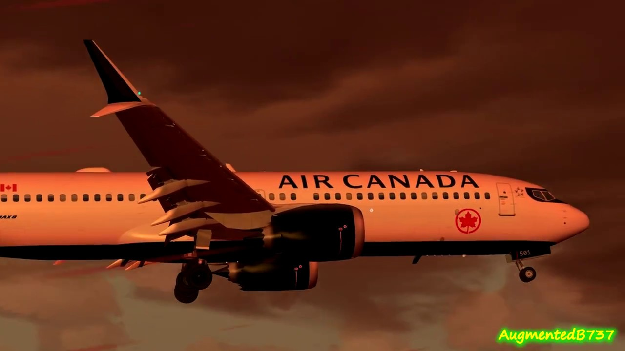 The MAX - an FSX Short by A320TheAirliner