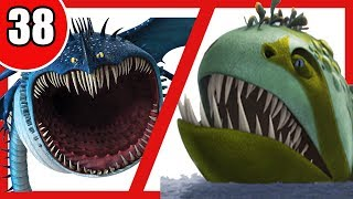 ГРОМОБОЙ vs СУДНОГЛОТ (ПОДВОДНЫЙ КРУШИТЕЛЬ). Самый сильный дракон?