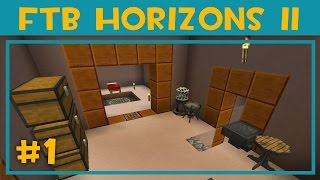 FTB Horizons 2 Daybreaker - Equivalent Exchange 3 - EE3 Start - 1