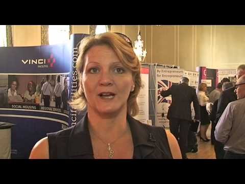Bury Free Press Business Show 18th September 2012