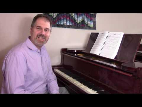 "Jazz Piano Tip #27: ""ESP"""