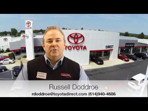 Russell Doddroe - Toyota Direct - Columbus OH