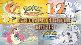 Pokemon HeartGold & SoulSilver Randomized Nuzlocke Versus w/Milotic Ep. 32! - NO NICE THINGS!