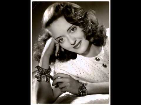 Tribute to Bette Davis ( Music By Kim Carnes *of course* )