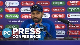 We are here on a mission and we want to accomplish that mission - Rohit