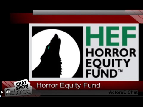 Film Financing Advice from Horror Equity Fund on ActorsE Chat with Pepper Jay