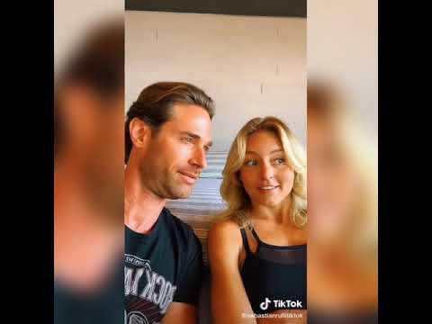 ❤️ Sebastián Rulli y Angelique Boyer juntos en Tik Tok 2020❤️