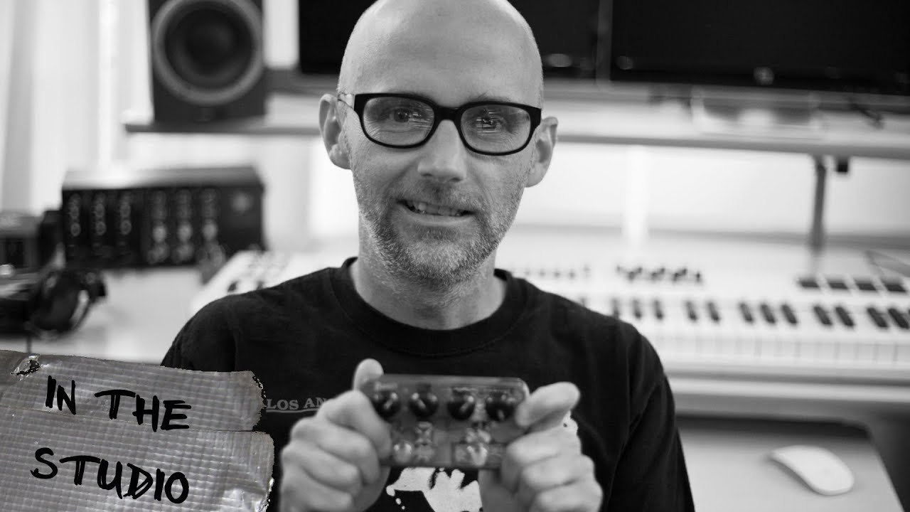 8d5ee4912b66 In The Studio with Moby - The Lonely NIght - YouTube