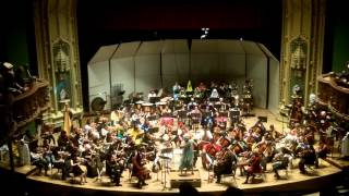 The University of Chicago Symphony Orchestra plays Wagner