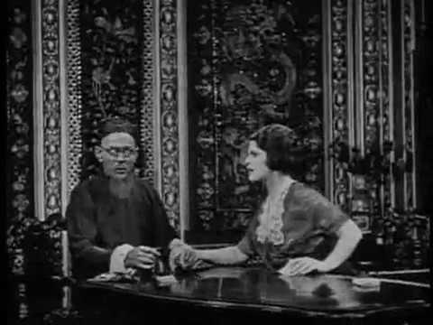 OUTSIDE THE LAW 1921  Silent Lon Chaney  Priscilla Dean