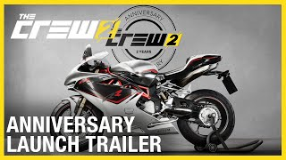 The Crew 2: Celebrating Our 2nd Anniversary | Trailer | Ubisoft [NA]