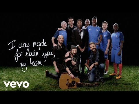 Skip The Use - I WAS MADE FOR LOVIN' YOU (MY TEAM)