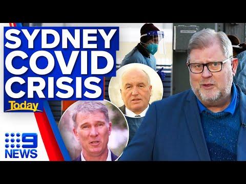 NSW cases expected to surge over 100 | Coronavirus | 9 News Australia