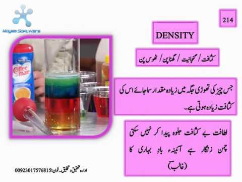 basic science dictionary english to urdu,part9