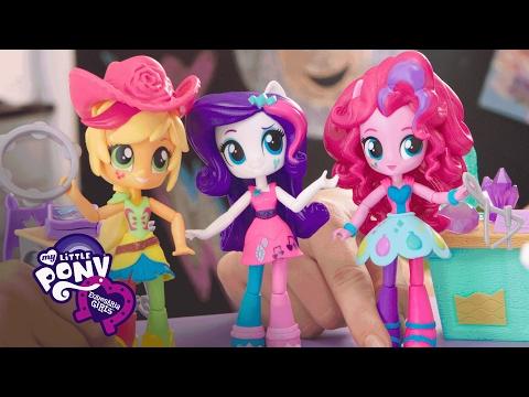 MLP: Equestria Girls - 'Principal Celestia Class Playset' Official TV Commercial