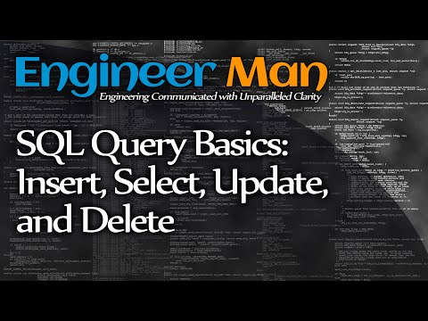 SQL Query Basics: Insert, Select, Update, And Delete