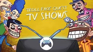 Игра Троллфейс Квест: ТВ Шоу #1