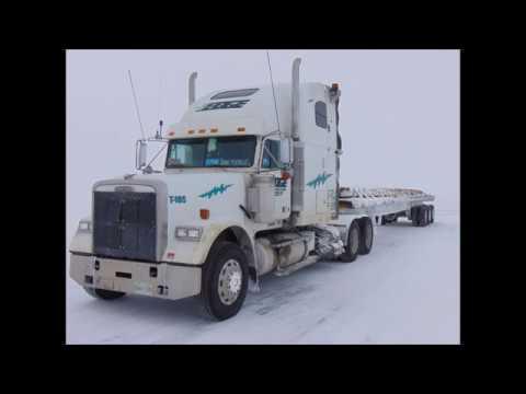Ice Road Trucking YK NWT 2015