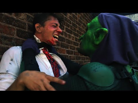 The Amazing Fantasy Spider-Man (Fan Film) Movie 2016