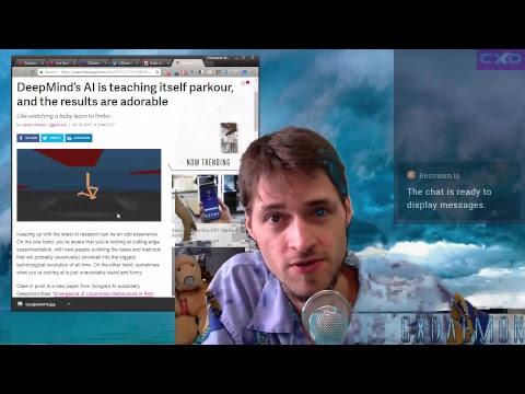 Artificial Intelligence & PC Master Race News #LetsTalk - Breakfast Broadcast