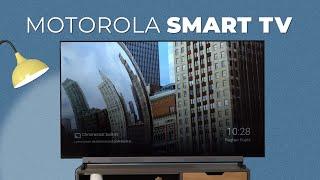 "Motorola's 65"" 4K Smart TV First Impressions!"