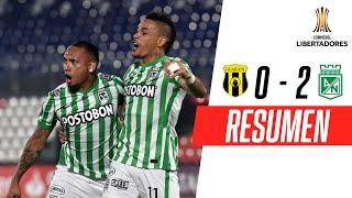 ¡ENORME TRIUNFO DEL VERDE! | Guaraní 0-2 Atlético Nacional | RESUMEN