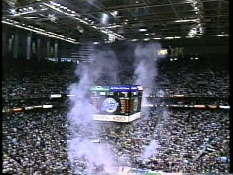 1997 NBA Finals Game 3 Introductions