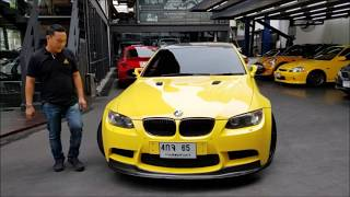 BMW M3   trinity motor