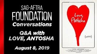 Conversations with LOVE, ANTOSHA