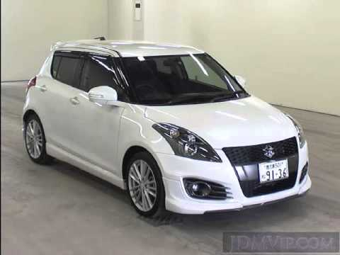 2012 suzuki swift sport zc32s youtube. Black Bedroom Furniture Sets. Home Design Ideas