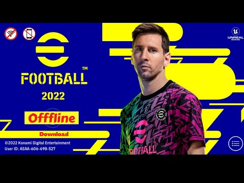 How To Download Efootball PES 2020 Offline Android | 100% Working Offline Apk+Data+Obb | RM Gaming