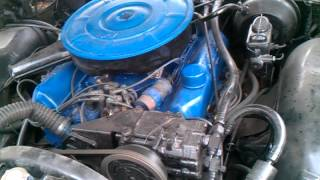 67 ford galaxie restored befo n after