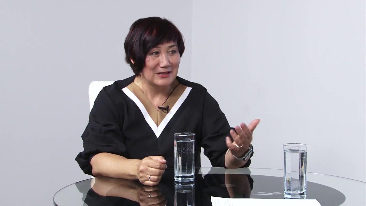 Актуальное интервью. Оксана Бухольцева